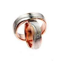 Wedding rings light collection