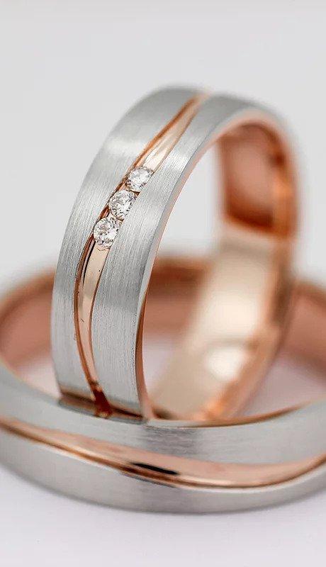 Izdelajta si poročne prstane
