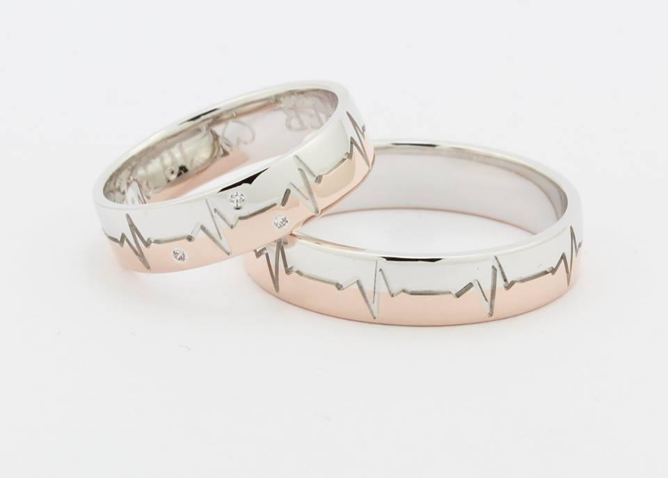 Čudoviti poročni prstani